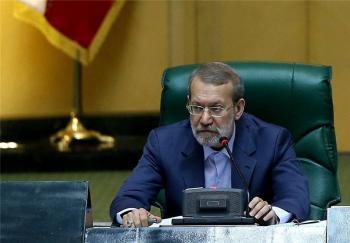 توضیحات لاریجانی درباره بودجه ۹۷ در جلسه غیرعلنی مجلس