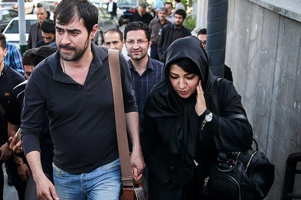 شهاب حسینی به سوگ نشست