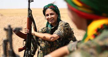 خشم مردم مناطق کردنشین سوریه از مثله کردن زن عضو «ی پ گ»