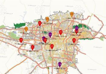 وضعیت قرمز در تهران/ از خانه خارج نشوید