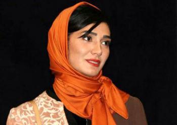 شباهت پوشش خانم بازیگر در جشنواره فجر با لباس آنجلینا جولی!+ عکس