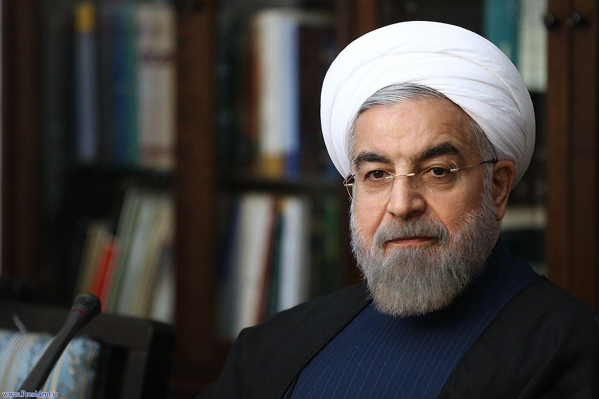 ضیافت شام محرمانه حسن روحانی با سه نماینده آمریکا