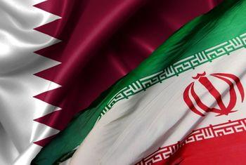 دهن کجی جدید قطر به عربستان در حمایت از ایران + عکس