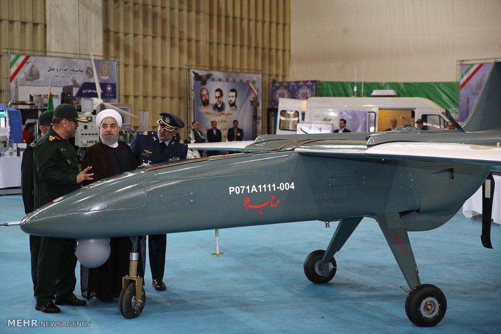 سلاح مرگبار ایران در جنگ+ عکس