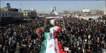 مراسم چهلمین سالروز پیروزی انقلاب در سراسر کشور آغاز شد