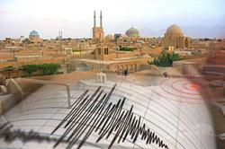 ثبت ۶ زلزله در تهران