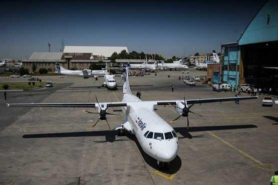 تصویری خاص از خلبان هواپیمای سقوط کرده یاسوج +عکس
