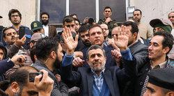 احتمال حصر احمدی نژاد  زیاد است