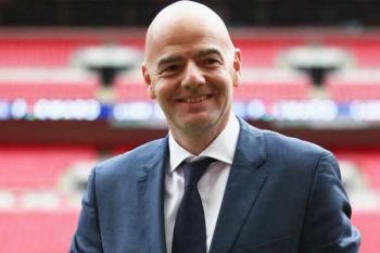 رئیس فدراسیون جهانی فوتبال، نتیجه دربی 86 را پیش بینی کرد!