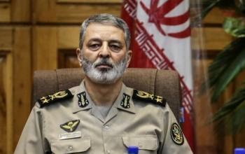 واکنش فرمانده ارتش به اظهارات تهدیدآمیز ولیعهد عربستان