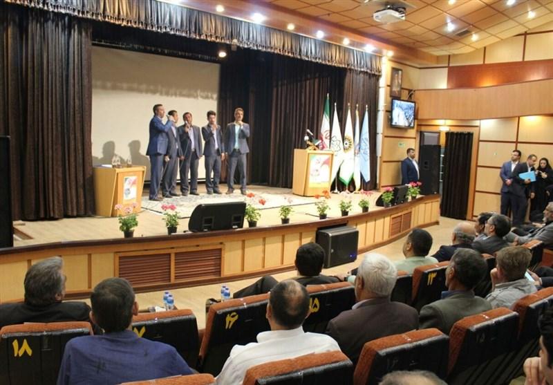 هشتمین جشنواره فرهنگی هنری کارگر ایرانی برگزار شد