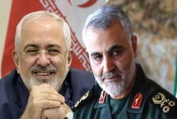 پوشیدن لباس رزم توسط سرداران ایرانی
