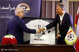 لیست اولیه تیم ملی در جامجهانی اعلام شد