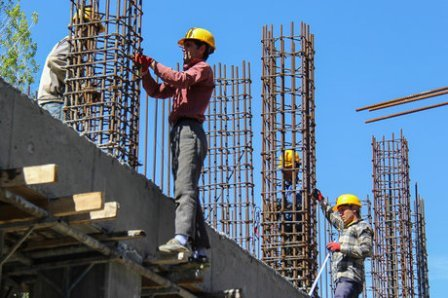 کارگران ساختمانی درصدر حوادث ناشی از کار