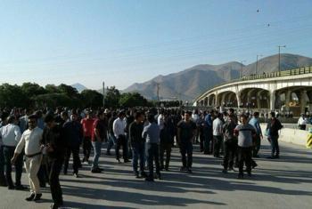 اعتراض کارگران هپکو از سر گرفته شد/خروج سهامدار فعلی کارخانه