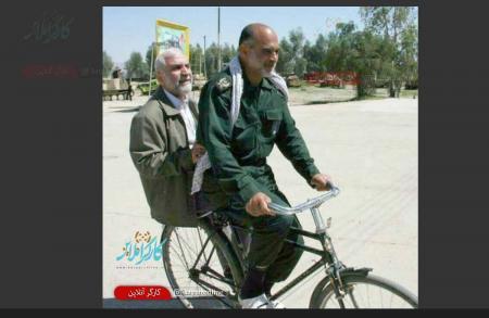 نفوذ لاکچری سواری در سپاه +سند