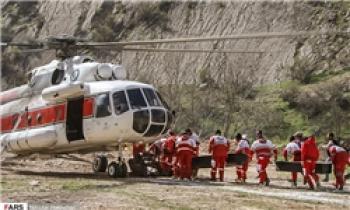 کشف 7 پیکر قابل شناسایی از جانباختگان حادثه هواپیمای ATR