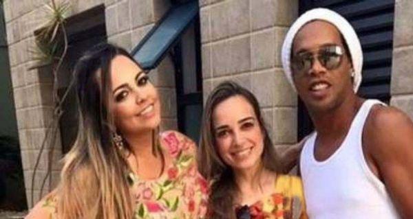 ازدواج جنجالی فوتبالیست مشهور با 2 زن!+عکس