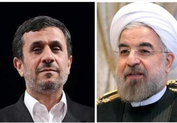 «حسن روحانی» همان «محمود احمدی نژاد» است
