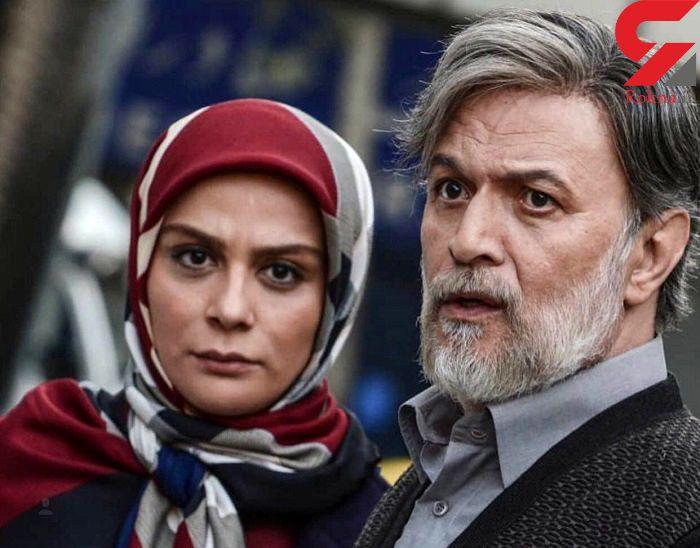 دلیل عجیب فحاشی به خانم بازیگر ایرانی + عکس