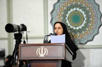 متن کامل سخنرانی جنجالی سحر مهرابی در دیدار با رهبری