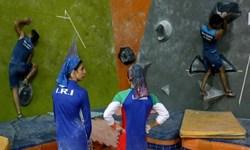 از شایعه تا واقعیت برگزاری اردوی مختلط تیم ملی سنگنوردی