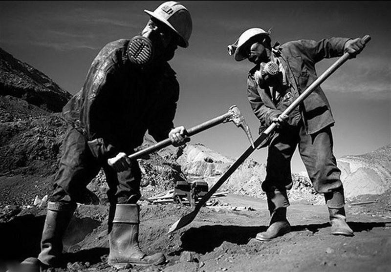 مصائب کار در معدن