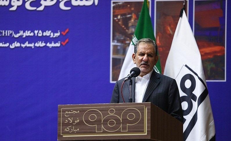 جهانگیری: آمریکاییها توطئه جدیدی را برای ایران خواب دیدهاند/صدور نفت ایران هیچگاه متوقف نمیشود