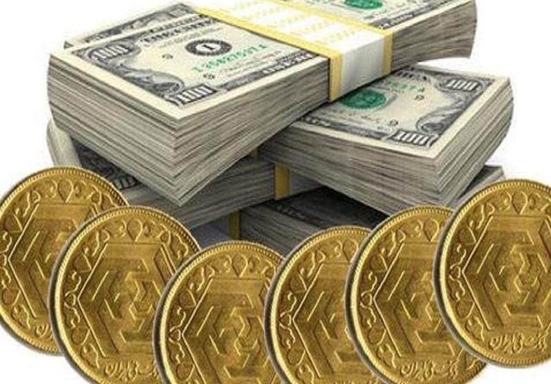 قیمت طلا، قیمت سکه و قیمت ارز و دلار امروز