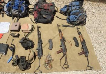 اولین تصاویر از تروریستهای بههلاکت رسیده در کرمانشاه منتشر شد
