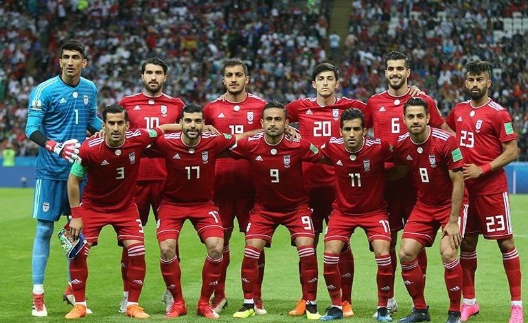 بازگشت تیم ملی ایران به جایگاه اول آسیا در ردهبندی جدید فیفا