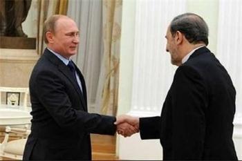 مذاکره ولایتی و پوتین با درخواست روحانی از رهبر انقلاب انجام شد