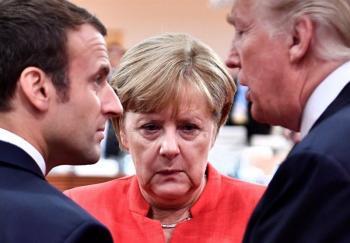 جنگ بین آمریکا و اروپا آغاز شد