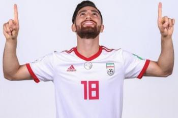 بازیکن فوتبال ایران با جت شخصی به انگلیس رفت