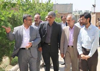 مدیرکل آموزش و پرورش تهران از مجتمع فرهنگی آموزشی سراج منطقه ٥ بازدید کرد
