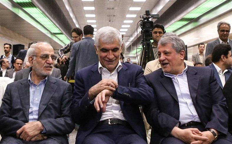 اظهارات محسن هاشمی در خصوص ماندن و یا نماندن شهردار تهران