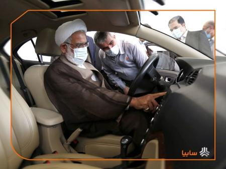 در بازدید دادستان کل کشور از گروه خودروسازی سایپا مطرح شد: حمایت قوه قضائیه از تمام واحدهای صنعتی و تولیدی