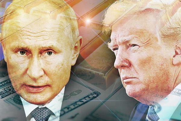 فکر بکر پوتین برای تضعیف ارزش دلار