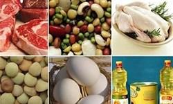 تغییرات قیمت انواع مواد غذایی + جدول