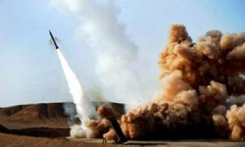 موشک «زلزال-۱»  به عربستان شلیک شد