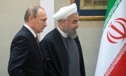 واکنش پوتین به حادثه تروریستی اهواز