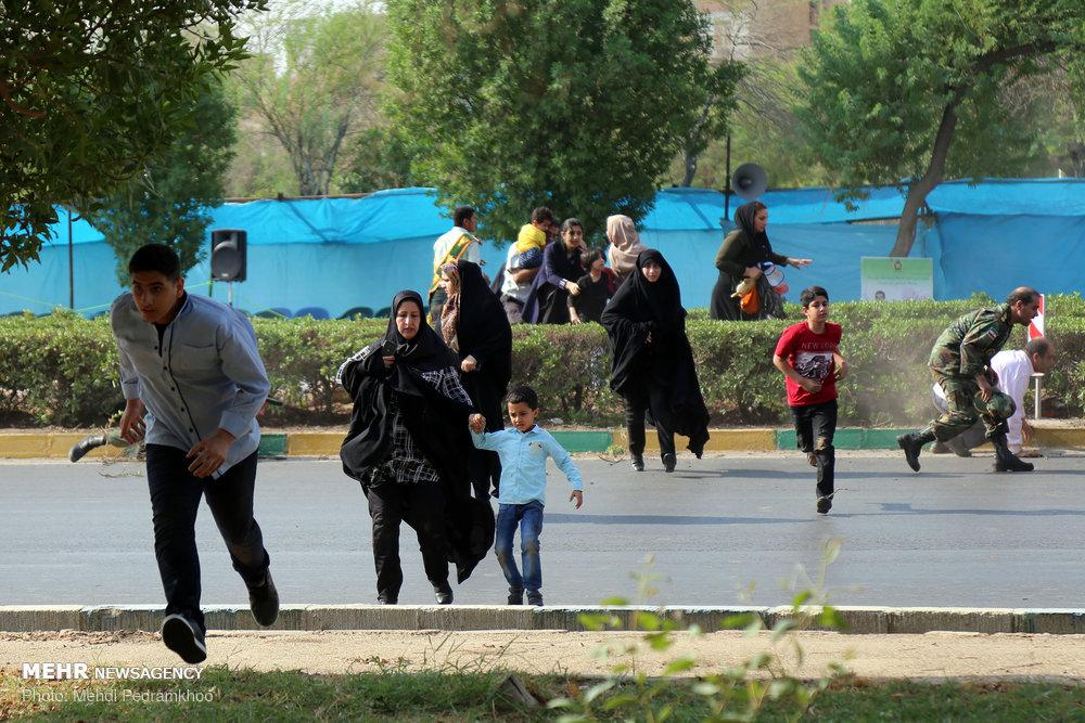 فوری/ داعش مسئولیت حمله اهواز را پذیرفت