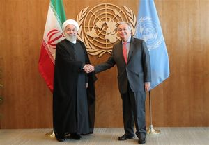 سفر روحانی به نیویورک چه دستاوردی برای مردم ایران داشت؟ +جدول
