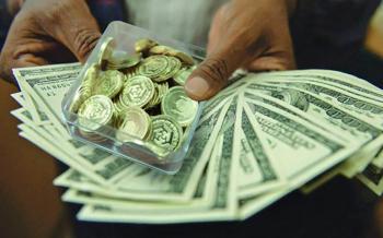 آخرین قیمت سکه، طلا و دلار تا ساعت ۱۵:۳۰