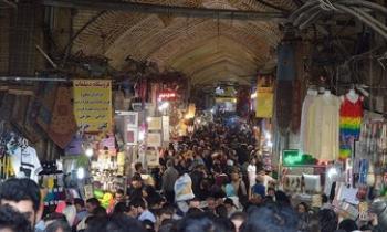 یکسوم مغازهداران ایرانی به صورت غیرقانونی فعالیت میکنند