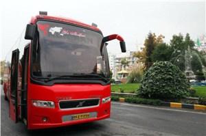 اتوبوس ژاپنیها در تهران خراب شد
