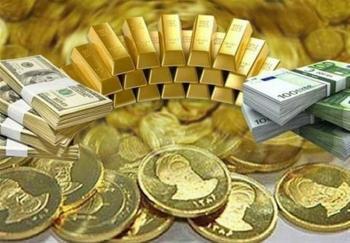 آخرین قیمت طلا، قیمت سکه و قیمت ارز امروز ۹۷/۰۸/۲۲