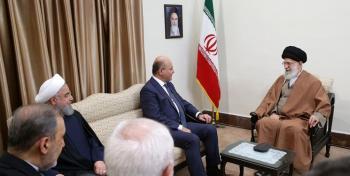عراق مستقل و پیشرفته برای ایران بسیار مفید است/ در کنار برادران عراقی خواهیم بود