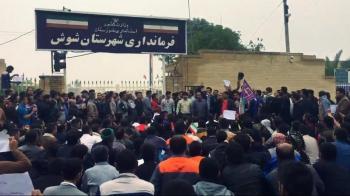 توافق اولیه برای حل مشکل کارگران هفت تپه و گروه ملی فولاد