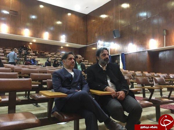 استقبال معنادار دانشجویان مشهد از عباس آخوندی +تصاویر